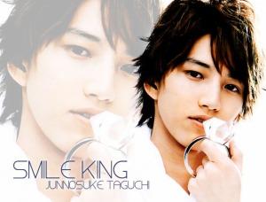 smile king taguchi junnosuke