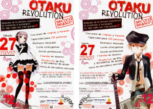 Otaku Revolution - Second Season